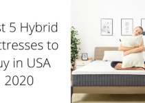 Best 5 Hybrid Mattresses to Buy in USA 2020
