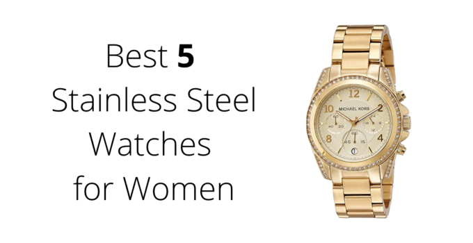 best stainless steel watch for women to buy in USA 2020