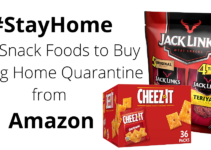 Best Snack Foods to Buy During Home Quarantine from Amazon USA