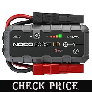 Best Portable Car Jump Starter to buy in USA
