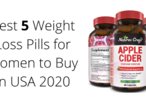 Top 5 Best Weight Loss Pills for Women to Buy in USA