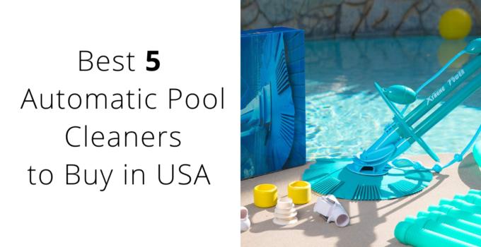Best Pool Cleaner - Pool Vacuum