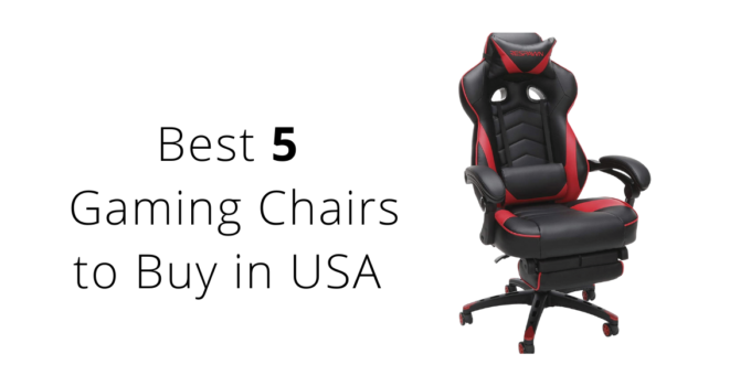 Best Gaming Chair to buy in USA