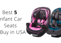 Best infant car seat to buy in USA
