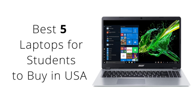 Best Laptop for Students to Buy in USA