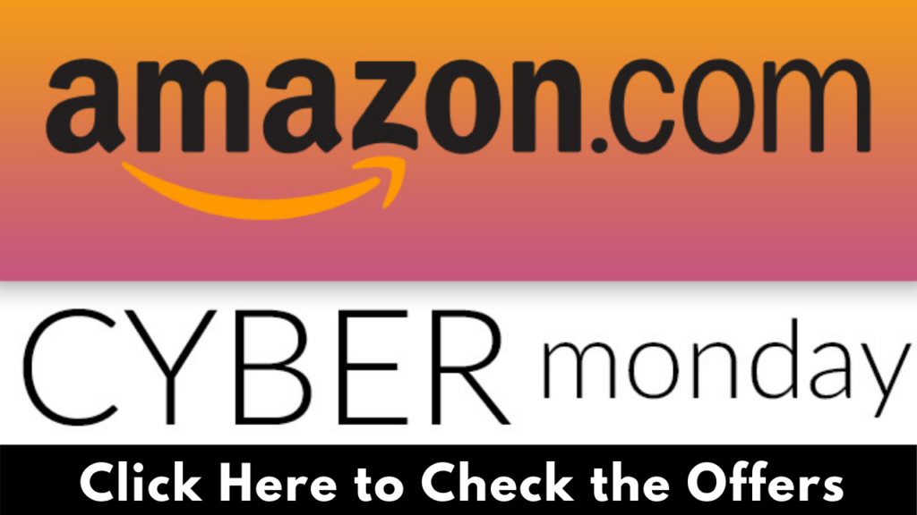 Amazon Cyber Monday Deals and offers in the USA