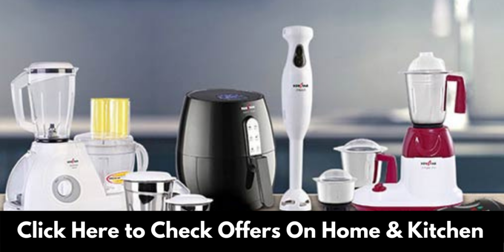 Black Friday Amazon Offer on Home and kitchen