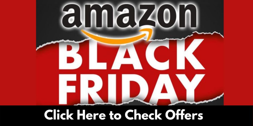Black Friday Amazon offer