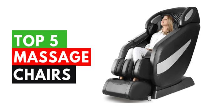 best massage chair usa